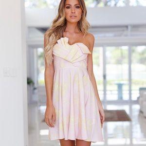 LAST 1 (MED) WONDERFUL LIFE Dress